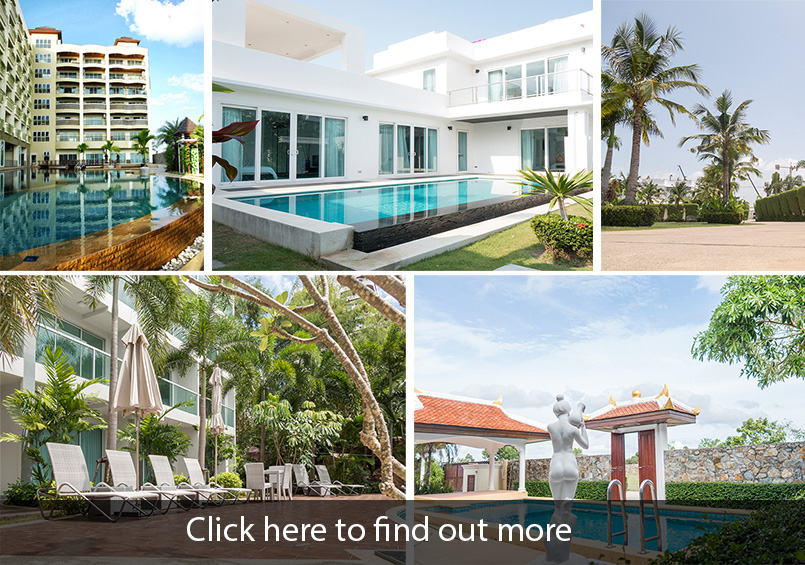 Pattaya Properties for financing