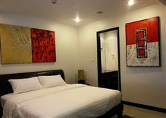 Na Jomtien apartment - Bedroom