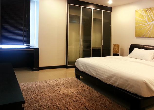 Na Jomtien apartment - Nice bedroom