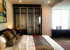 Na Jomtien condo - Spacious bedroom