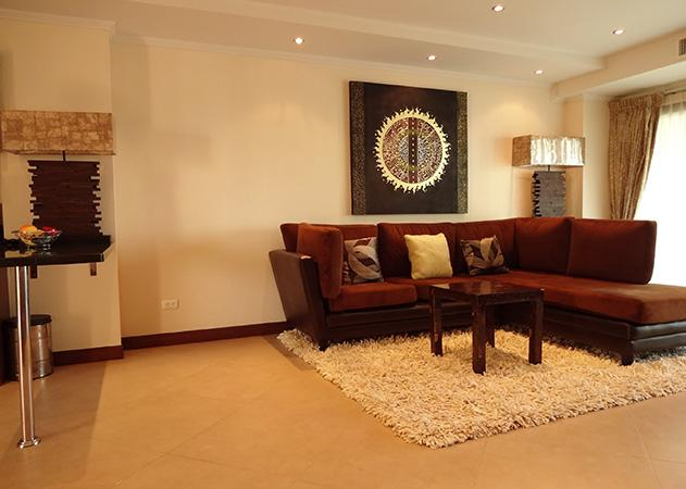 The Residence - Living room