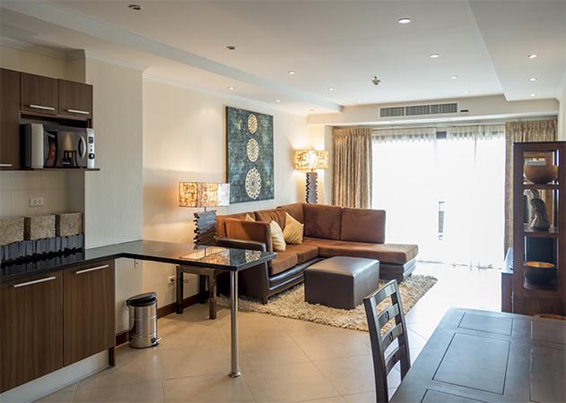 The Residence Condo 1 Bedroom - Condominium - Jomtien - Jomtien
