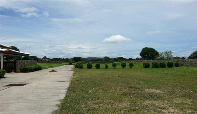 167.7Tw Land for sale near Horseshoe Point - Land - Pattaya East - Near Horseshoe point