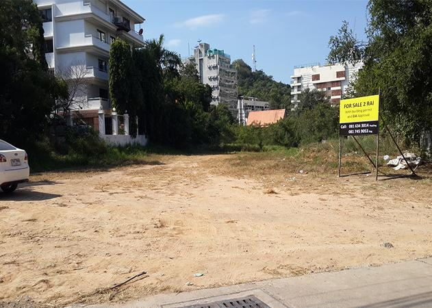Land with EIA approval for sale - Land - Thappraya - Thappraya road soi 4