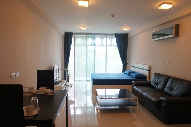 STUDIO FOR SALE PATTAYA - Condominium - Pratumnak - Pratumnak