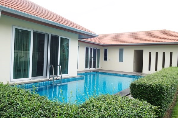 4 Bedroom Bungalow with Private Pool - House - Pattaya East - East Pattaya