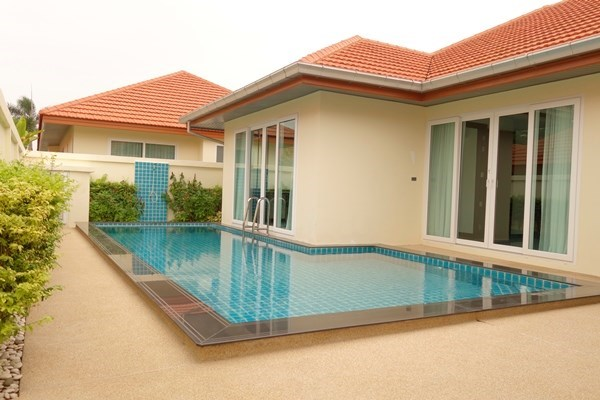 Pool Villa - House - Nong Prue - East Pattaya